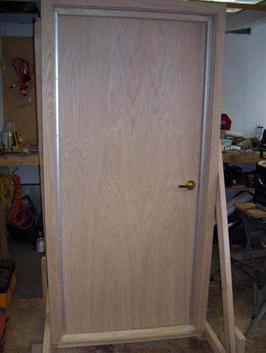 Soundproof Interior Door Asi Aeroacoustics