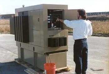 Flatpac Silencer Power Generator Asi Aeroacoustics